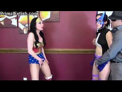Mental Domination of Huntress & Wonder Woman: P...