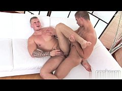 Muscle daddy anal punishment