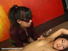 Japanese Bondage Sex - Extreme BDSM Punishment of Chihiro