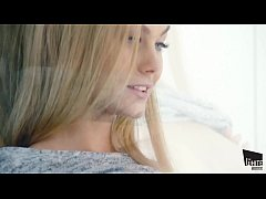 THE WHITE BOXXX - Passionate sex with sensual Ukrainian blonde babe Nancy A