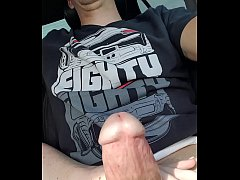 roadhead in public till he cums in traffic