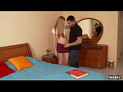 WANKZ- Avril Hall Impregnated By Large Cock