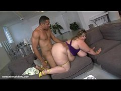 BBW Mandy Majestic in Her First Hardcore Scene