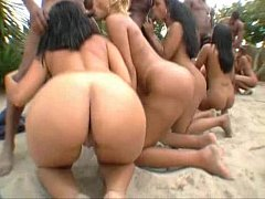 best Beach Orgy Ever
