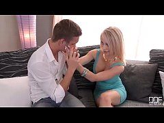 Rich Mistress gets Double Drilled till she Explodes