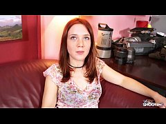 FakeShooting Perfect young redhead with awesome body fucked on fake casting