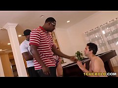 Haley Reed Interracial Threesome - Cuckold Sess...