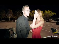 TV reporter doesn't leave Ana Rose and Justin H...