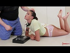Hot Gamer Girl gets her mouth and ass used hard (Eden Sin)