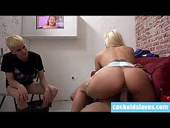 Shane Diesel stretches out married white girls ...
