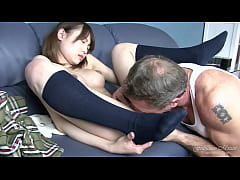 Young japanese student fuck and squirting, cum ...