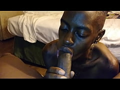 Bbc dick sucking swallow long and slow