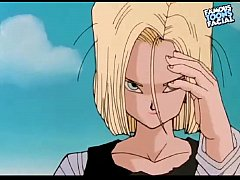 Vegeta Fucks Android 18!