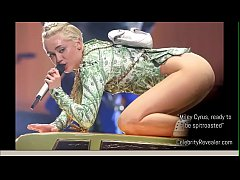 Miley Cyrus NUDE and SLUTTY As Hell! CelebrityR...