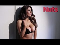 Lucy Pinder Lingerie Photoshoot Part 1