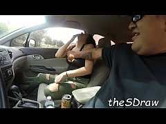 Bj car 3 girls part 3