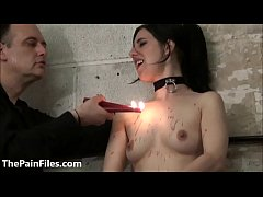 Sexy slave Honesty Cabelleros electro bdsm and ...