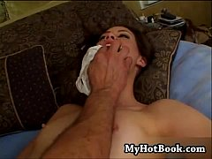 If you like intense pussy spitting scenes be sure