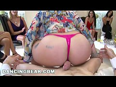 DANCING BEAR - Another CFNM Cock Patry With Cra...