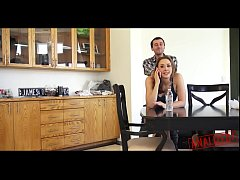 Chanel Preston Fucked In Doggystyle While Making A Phone Call