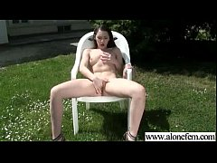 Horny Girl (stacy snake) Play With Dildos On Se...