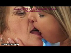 Old and Young: Free Lesbian Porn Video 97