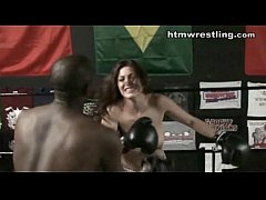 Maledom Black Interracial Fight Roleplay