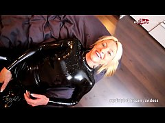 My Dirty Hobby - Intense latex anal and facial