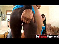 46 Massive  Cheating whores suck of stripper at cfnm party02