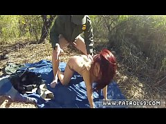 Fake cop uk black Redhaired peacherino can do everything to smuggle