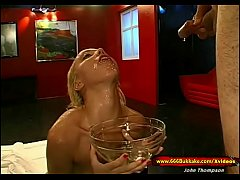Young Annette Schwarz loves extreme Pissing - 6...
