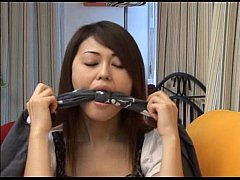Self-bondage - Japanese Damsel in Distress