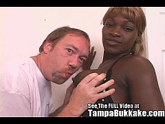 Kristy's Tampa Bukkake Slumber Party With Dirty D