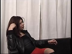Hot whore in sexy boots wants to be fucked