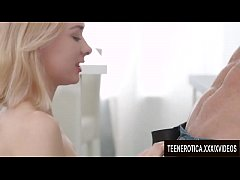 Young Hottie Via Lasciva Gets Drilled