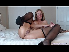 BBC Anal Camgirl uses dildos Mature Milf and Sexy
