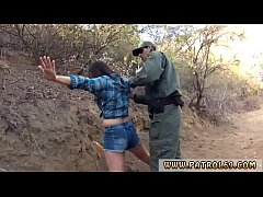Xxx pawn police and force Kayla West was caught...