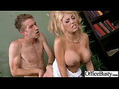 Sex Tape In Office With Big Boobs Girl (kayla kayden) mov-17