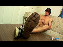 Big-Dicked Duke Jacking Off