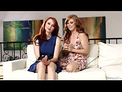 Penny Pax and Kendra James Mom and Step Daughter Play