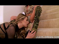 Jules Jordan - Adriana Chechik Teaches Teen Jillian Janson Anal Sex