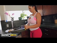 BANGBROS - My Sexy Housekeeper Cleans My House Butt Naked