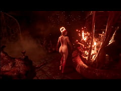Video with deleted scenes from the Agony video game