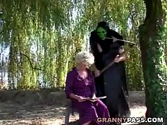 Granny Doesn't Want To Go To Hell
