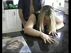 uk whore visits a house for a quickie