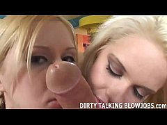 Talking dirty and taking turns sucking your cock
