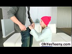 Teen Tysen Rich is kinky as she have sex with a...