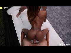 Perfect Body Black Girl Orgasms Over and Over F...