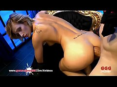 A small compilation of the most hot pornstars, Silvia Dellai, Ria Sunn, Francys Belle, Nicole Love, getting fucked from all holes and cum covered in huge bukkake gangbangs from your favorite sticky site German Goo Girls!