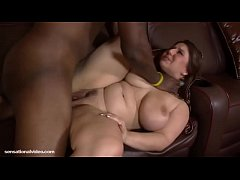 BBW Meets BBC in Theater Lexxxi Lockhart